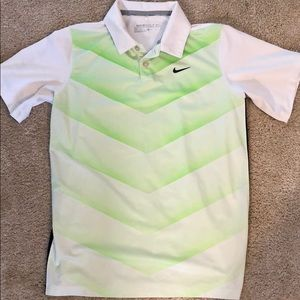 Boys Nike Golf shirt